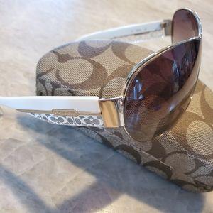 Coach LEANNE GOLDEN sunglasses